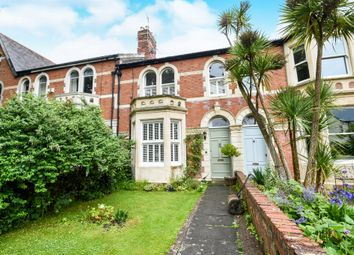 Thumbnail 4 bed terraced house for sale in Church Avenue, Penarth