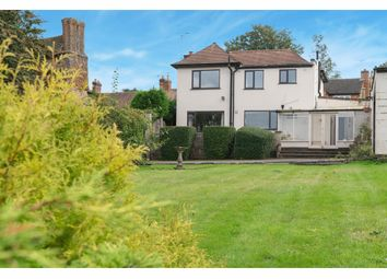 Thumbnail 4 bed detached house for sale in Newbold Road, Leicester