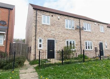 Thumbnail 3 bed end terrace house for sale in Horseshoe Close, Catterick Garrison