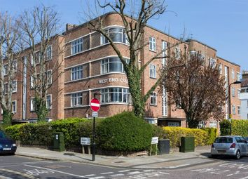 Thumbnail 2 bed flat to rent in West End Court, Priory Road, West Hamsptead