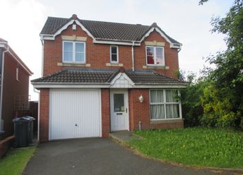 Thumbnail 4 bedroom detached house to rent in Wyton Avenue, Oldbury