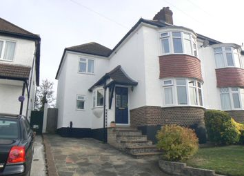 Thumbnail 3 bed semi-detached house for sale in Warren Drive, Chelsfield, Kent