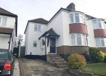 Thumbnail 3 bedroom semi-detached house for sale in Warren Drive, Chelsfield, Kent