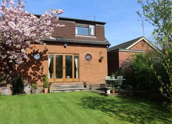 Thumbnail 4 bed detached bungalow for sale in The Bridle Path, Madeley, Crewe