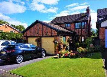Thumbnail 4 bed detached house for sale in Cae Haf, Northop Hall