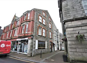 Thumbnail 1 bed flat to rent in Market Place, St. Columb