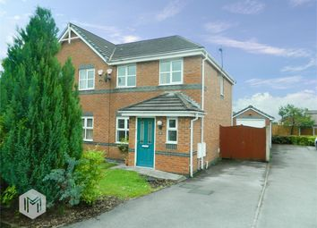 Thumbnail 3 bedroom semi-detached house for sale in Fairman Drive, Hindley, Wigan