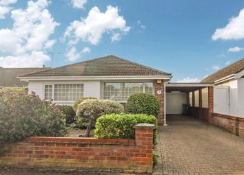 Thumbnail Detached bungalow for sale in Marine Close, Gorleston, Great Yarmouth