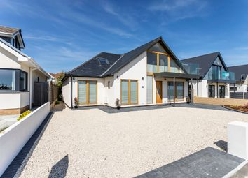 Thumbnail 5 bed detached bungalow for sale in Southbourne Coast Road, Southbourne, Dorset