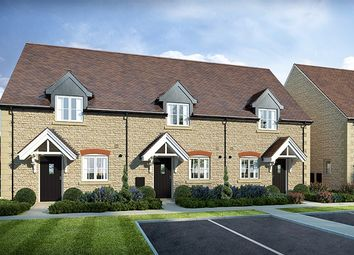 "Thumbnail 2 bed terraced house for sale in ""The Gorges"" at Willow Bank Road, Alderton, Tewkesbury"