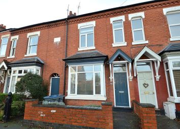 Thumbnail 4 bed terraced house for sale in Springfield Road, Kings Heath, Birmingham