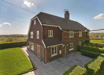 5 bed semi-detached house for sale in Tong Road, Brenchley, Tonbridge TN12