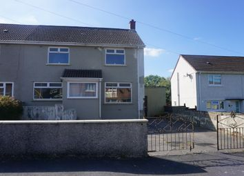 3 bed semi-detached house for sale in Maesgwern, Tumble, Llanelli SA14