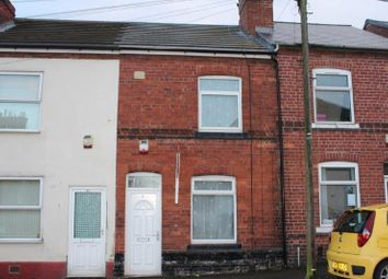 Thumbnail 1 bed terraced house for sale in Moor Street, Mansfield