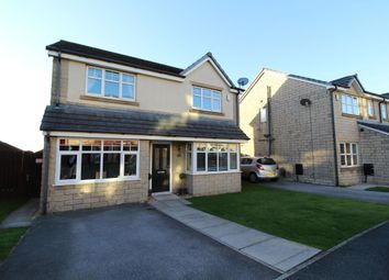 Thumbnail 3 bed detached house for sale in Goldcrest Avenue, Bacup