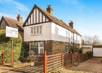 Thumbnail 3 bedroom flat for sale in Wrentham Avenue, Queens Park, London