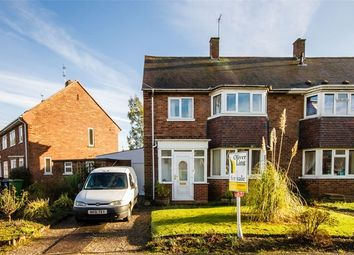 Thumbnail 3 bed semi-detached house for sale in Carisbrooke Road, Bushbury, Wolverhampton, West Midlands