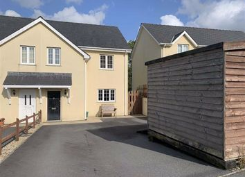 3 bed semi-detached house for sale in Cae Gwen, Lampeter, Ceredigion SA48