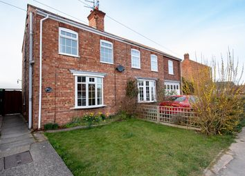 Thumbnail 2 bed semi-detached house for sale in Horseshoe Lane, Kirton, Boston, Lincs
