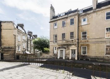 Thumbnail 1 bed flat to rent in Brunswick Place, Bath