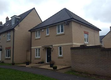 Thumbnail 3 bed detached house for sale in Badger Walk, Crewkerne