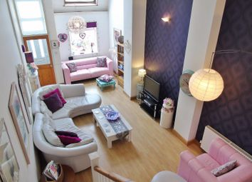 Thumbnail 4 bed maisonette for sale in Ayr Court, St Ives, Cornwall.