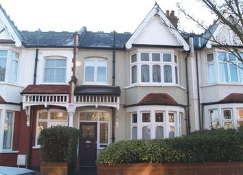 Thumbnail 3 bedroom terraced house to rent in Melbourne Avenue, London