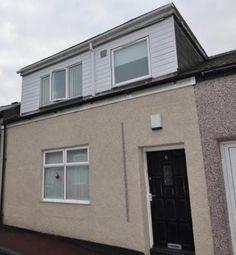 Thumbnail 1 bedroom terraced house to rent in St. Mark's Street, Millfield, Sunderland