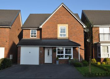 Thumbnail 4 bed detached house for sale in Laverick Grove, Wigan