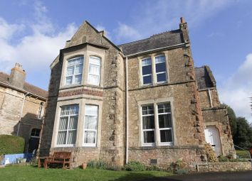 Thumbnail 2 bed flat for sale in Castle Road, Clevedon