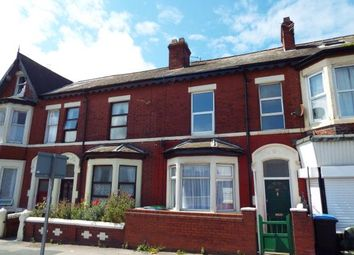 Thumbnail 4 bed terraced house for sale in Lytham Road, Blackpool, Lancashire