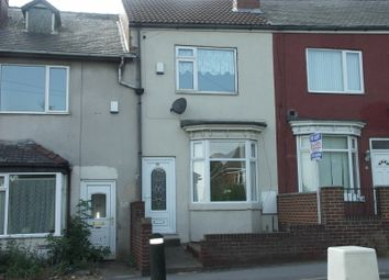 Thumbnail 3 bedroom terraced house to rent in High Gate Lane, Goldthorpe