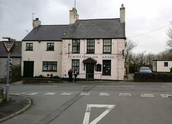 Thumbnail Pub/bar for sale in 9 Twr Cuhelyn Street, Llanrchymedd