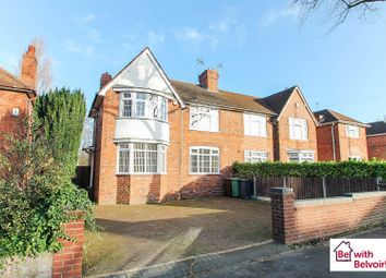 Thumbnail 3 bed semi-detached house for sale in Broadway West, Walsall