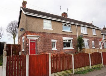Thumbnail 3 bed semi-detached house for sale in Forest Lane, Worksop