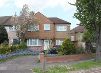 Thumbnail 4 bedroom end terrace house for sale in Kenilworth Crescent, Enfield