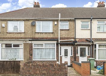 Thumbnail 3 bed terraced house for sale in Lombard Street, Grimsby