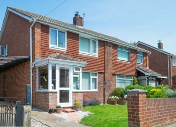 Thumbnail 3 bed semi-detached house for sale in Majorca Avenue, Andover