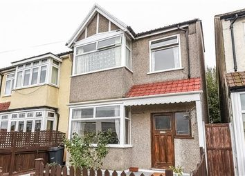 Thumbnail 4 bed end terrace house for sale in Granton Road, Streatham Vale, London