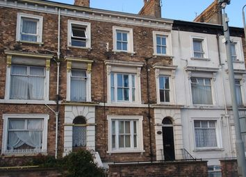 Thumbnail 1 bed flat to rent in Flat 4, 50 Castle Road, Scarborough