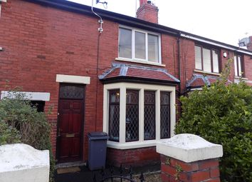 Thumbnail 2 bed terraced house to rent in Heathway Avenue, Blackpool
