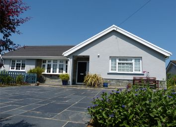 Thumbnail 3 bed detached bungalow for sale in Hill Crest, Coxhill, Narberth, Pembrokeshire