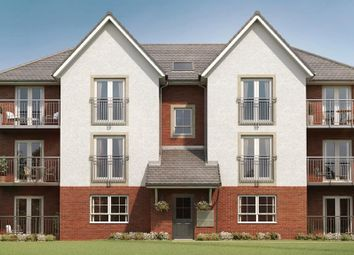 """Thumbnail 2 bed flat for sale in """"Falkirk With Patio"""" at Carters Lane, Kiln Farm, Milton Keynes"""