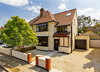 Thumbnail 4 bed property for sale in Suffolk Road, Barnes, London
