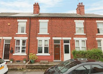 Thumbnail 2 bed terraced house for sale in Furlong Avenue, Arnold, Nottingham