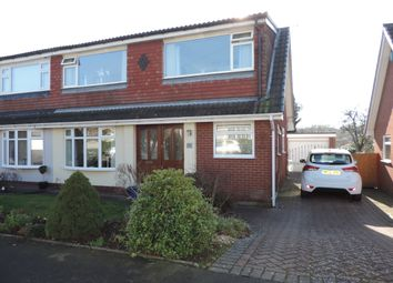 Thumbnail 4 bed semi-detached house for sale in Chiltern Drive, Royton, Oldham