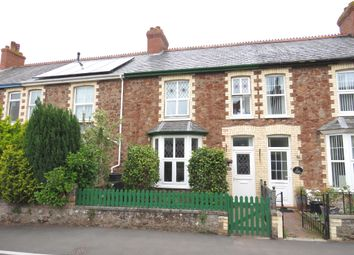 Thumbnail 3 bed terraced house for sale in Cher, Minehead