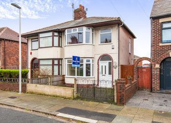 Thumbnail 3 bedroom semi-detached house for sale in Broderick Avenue, Blackpool