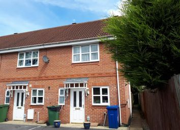 Thumbnail 2 bedroom terraced house to rent in Brumfield Court, Beverley