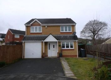 Thumbnail 4 bed detached house to rent in Churchwood, Griffithstown, Pontypool